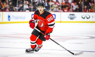 Devils' Top Line Needs Hughes