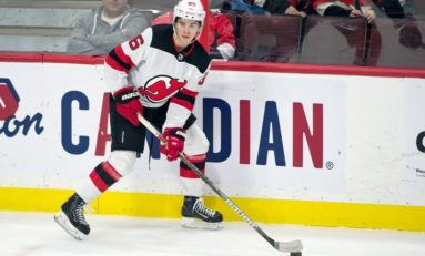 Jack Hughes Secures Shootout Win, Devils Edge Senators 4-3