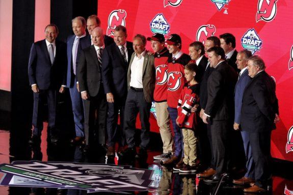 Jack Hughes Devils Draft