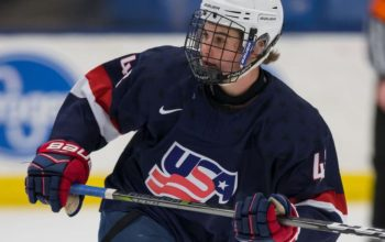 Jack Hughes Expected No. 1 in the 2019 NHL Draft