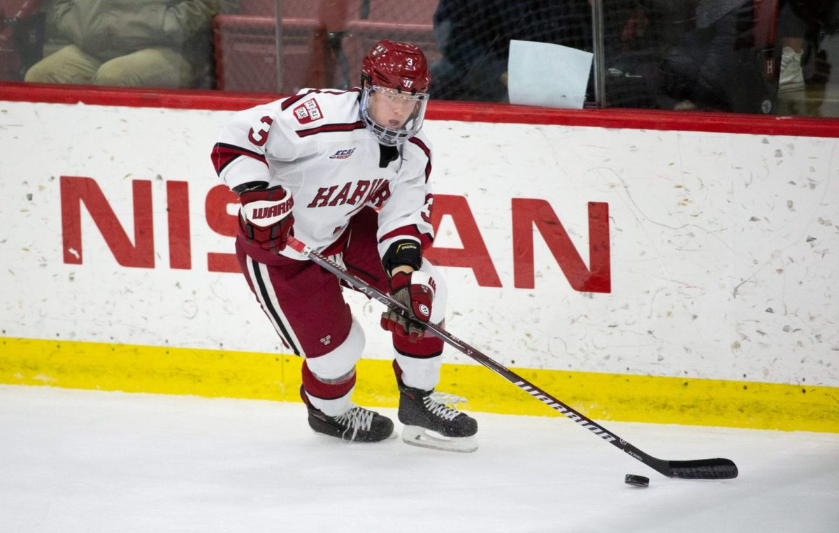 Jack Rathbone Harvard Crimson