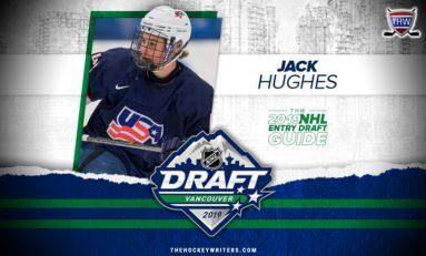 Jack Hughes – 2019 NHL Draft Prospect Profile