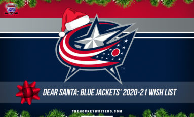 Dear Santa: Blue Jackets' 2020-21 Wish List
