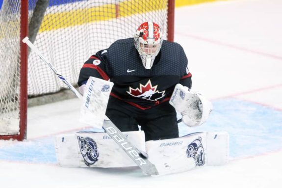 Jacob Ingham Team Canada U-17