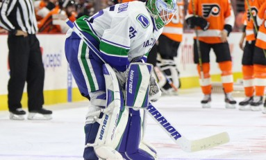 Mr. Zero: Jacob Markstrom