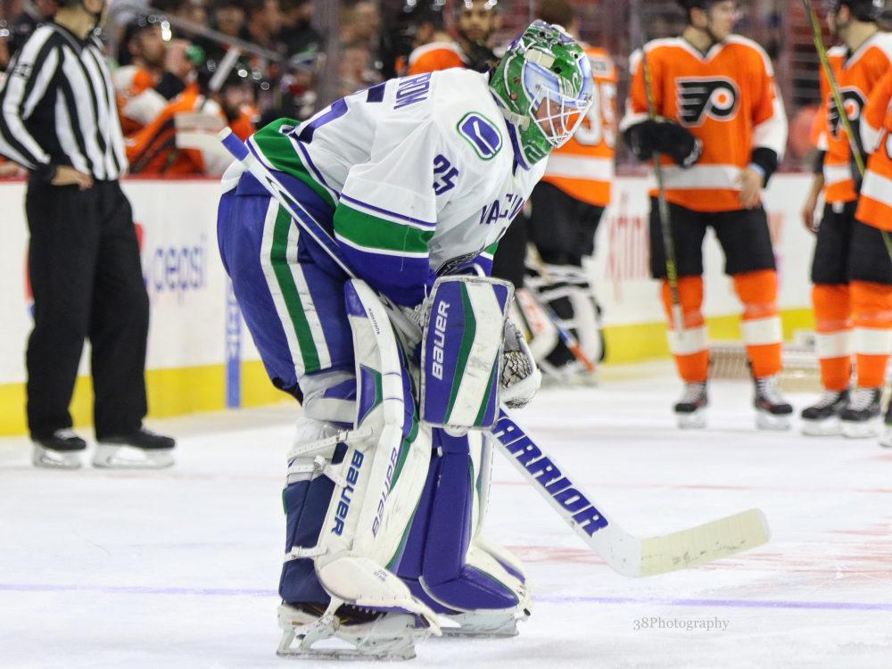 Jacob Markstrom, Vancouver Canucks, Fantasy Hockey