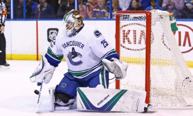 Goaltending Battle Brewing for Canucks