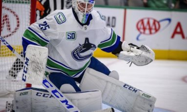 Markstrom's Injury Spells Trouble for Canucks