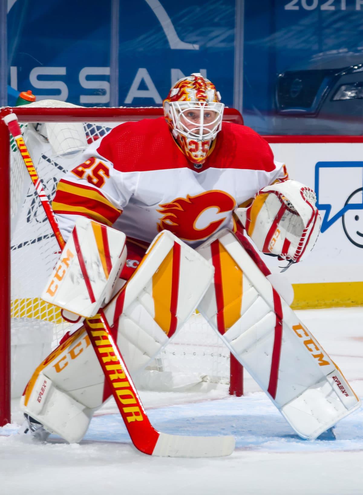 Jacob Markstrom Calgary Flames