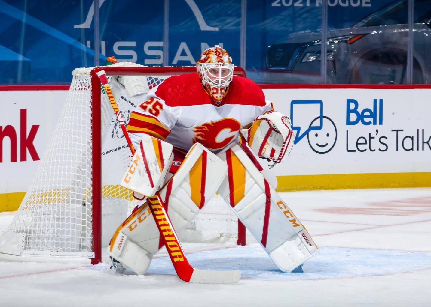 Calgary Flames 2021 Report Cards: Jacob Markstrom