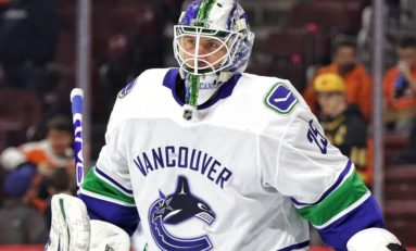 Canucks Need Markstrom but Not at Any Cost