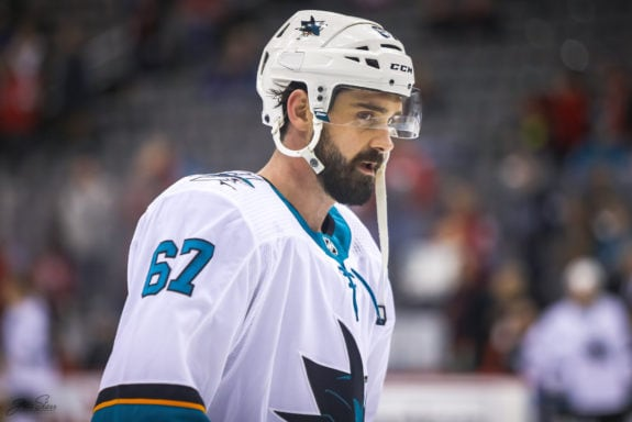 Jacob Middleton San Jose Sharks