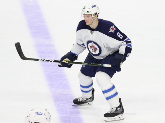 Jacob Trouba Winnipeg Jets