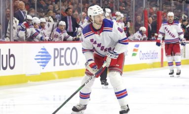Rangers' Trouba Has Time to Turn It Around