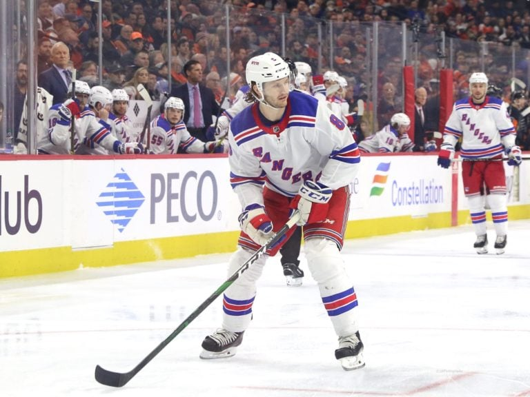 Jacob Trouba New York Rangers