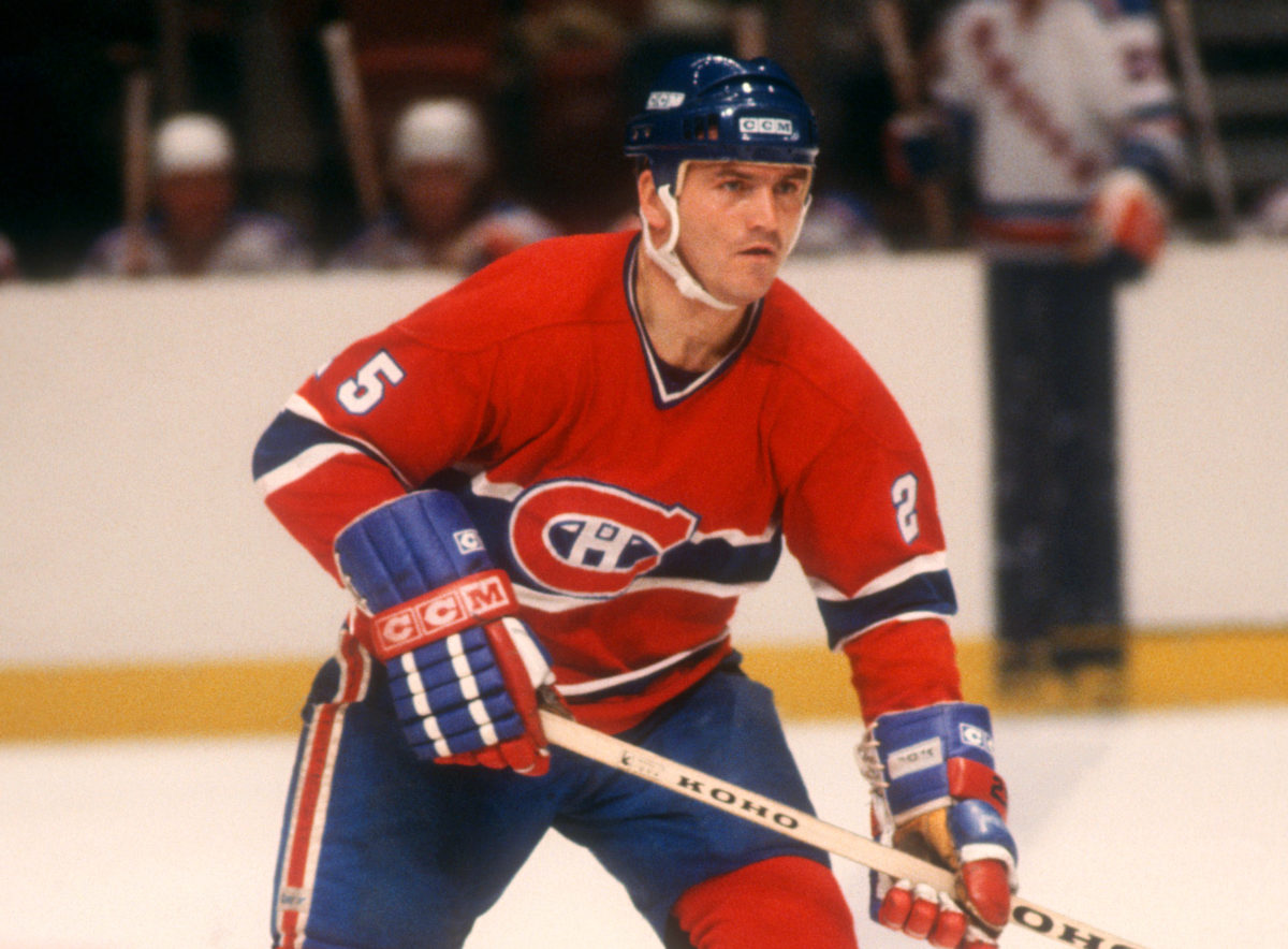 Jacques Lemaire Montreal Canadiens