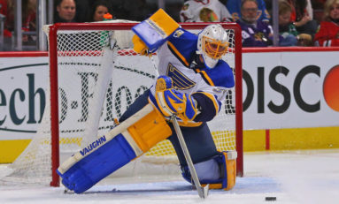 St. Louis Blues Still Have Questions in Net
