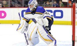 THW's Goalie News: Week in Review, Georgiev, Lehner