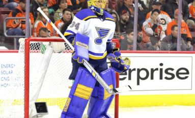 St. Louis Blues: The Jake Allen Era is Over