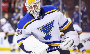 Best Blues' Goaltender by Decade