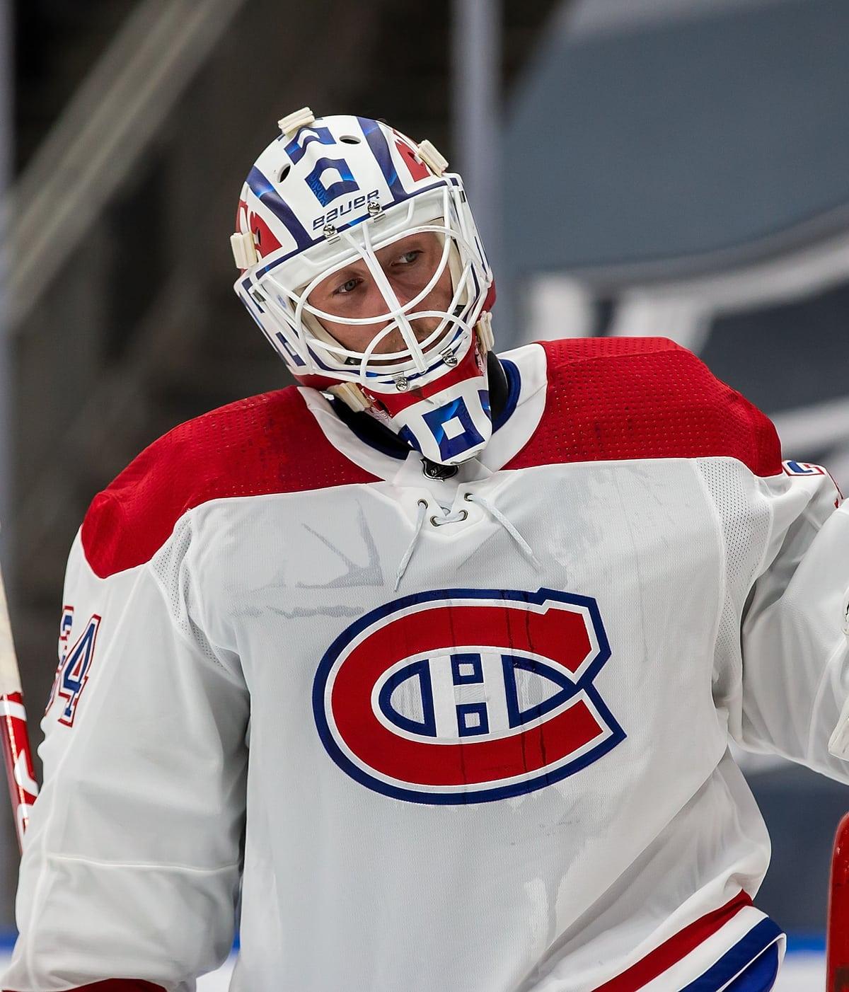 Jake Allen Montreal Canadiens