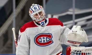 Canadiens See What They Hoped for in Allen's First Start