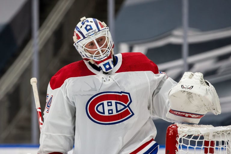 Jake Allen Montreal Canadiens