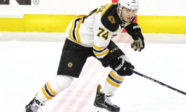 Jake DeBrusk Overcoming Adversity