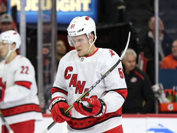 Jake Gardiner Carolina Hurricanes