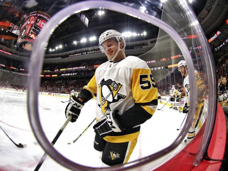 Jake Guentzel Penguins