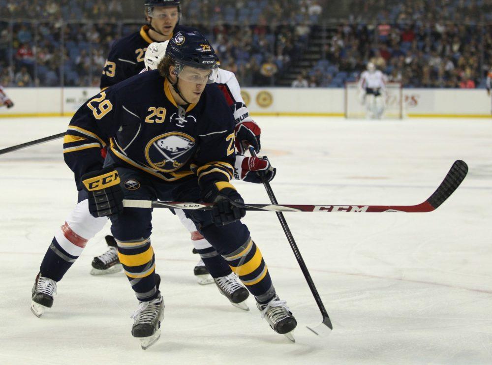 Jake McCabe, NHL, Goal, Buffalo Sabres