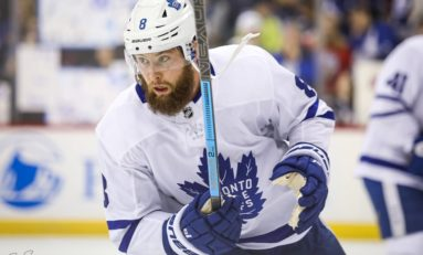 Maple Leafs News & Rumors: Muzzin, Charitable Work & Barrie