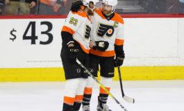 Flyers Survive Slumping Penguins