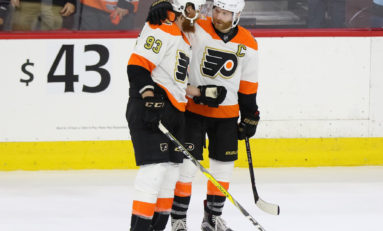 Flyers First Five Games Analysis