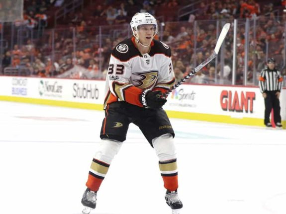 Jakob Silfverberg Ducks