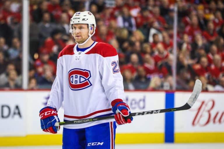 Canadiens defenseman Jakub Jerabek