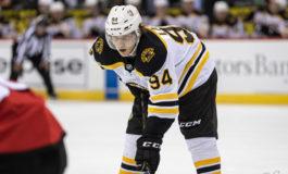 Bruins' 2018 Draft Class Update