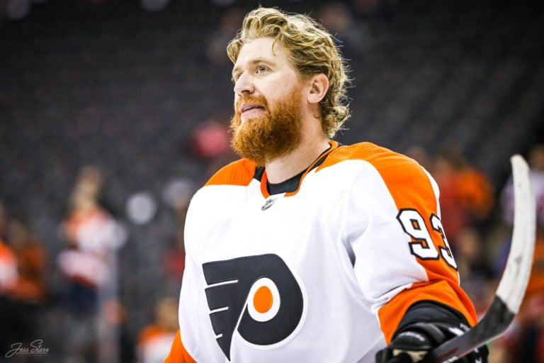 Jakub Voracek Philadelphia Flyers