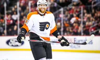 Flyers Spoil Price's Birthday With Flawed Game 3 Victory