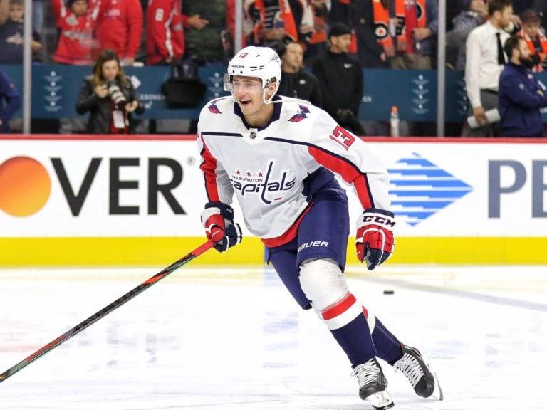 Jakub Vrana Washington Capitals