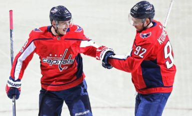 Capitals Power Through Adversity to Remain Red Hot