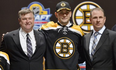 Bruins' 2015 1st-Round Trio Making Way to NHL
