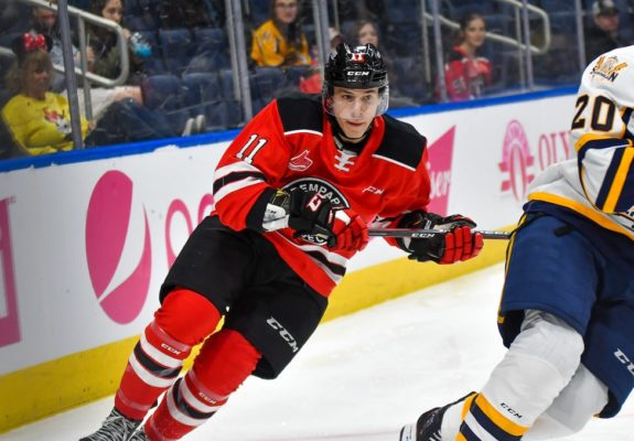 James Malatesta Quebec Remparts