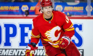 Flames Need Neal to Turn His Season Around