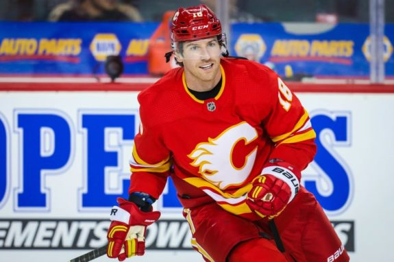 Calgary Flames James Neal