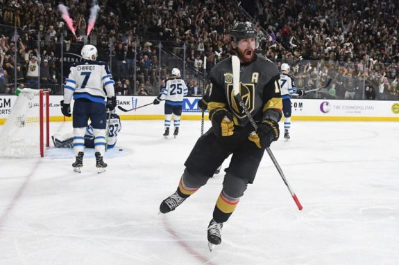 James Neal Vegas Golden Knights