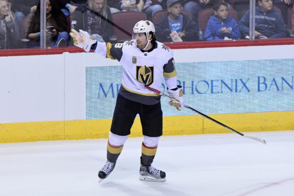 James Neal Golden Knights
