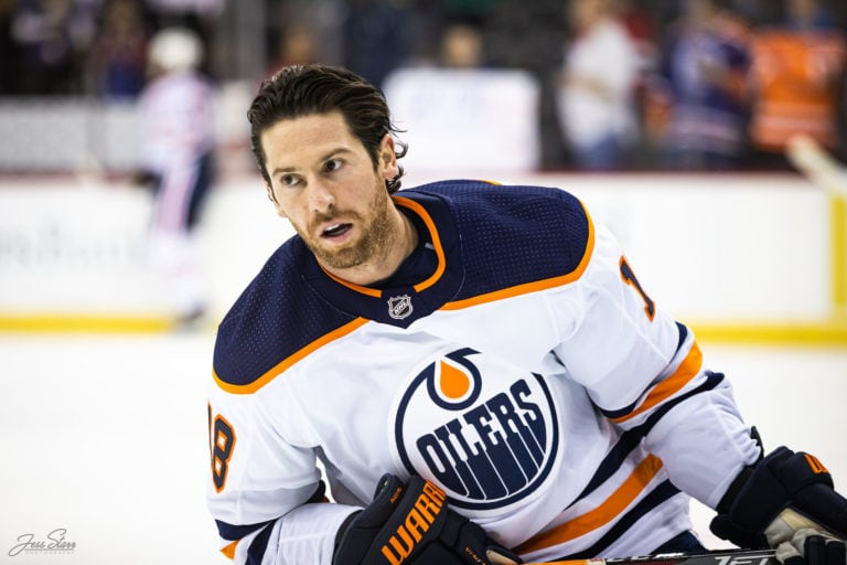 James Neal Edmonton Oilers