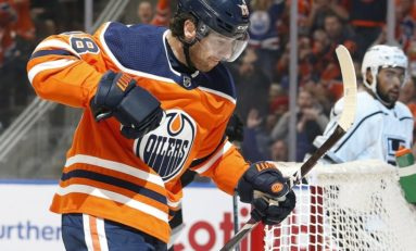 Oilers Unexpected Leadership Making World of Difference