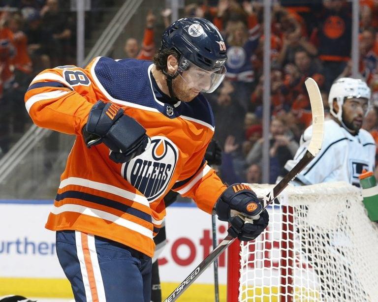 Edmonton Oilers James Neal